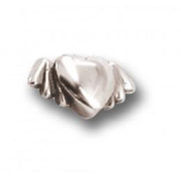 Schraubaufsatz für 1.2mm Labret fliegendes Herz