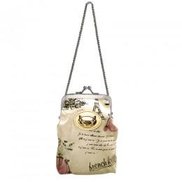 Cocktail-Tasche von French Kitty, 8,0x12x2,5cm