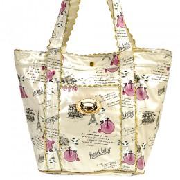 French Kitty Handtasche, Maße: 43x30x17cm