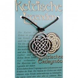 Anhänger keltische Legenden - Erd Symbol