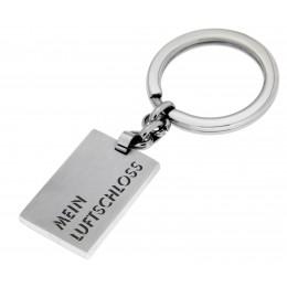 Schlüsselanhänger mit individueller Wunschgravur