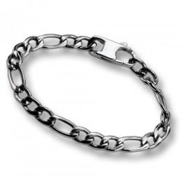 Figaro Armband aus Edelstahl in drei Längen