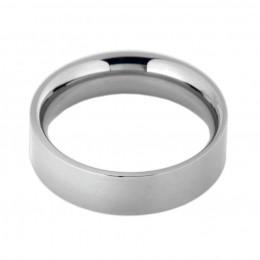 Ring aus 316L Chirurgenstahl, Breite 6mm, hochglanzpoliert