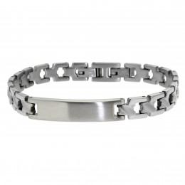 Armband aus Edelstahl  für Damen mit Magneten