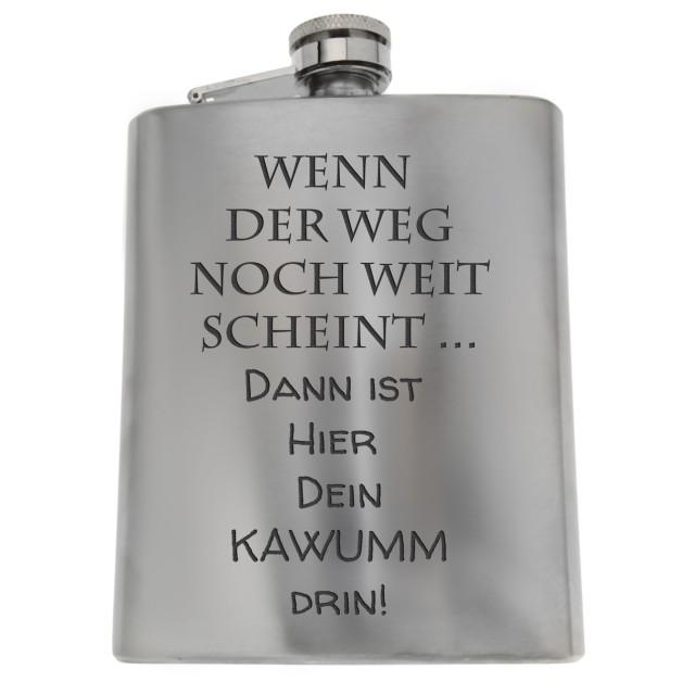 Flachmann Groß