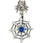 Bauchnabel Piercing mit 925 Sterling Silber Design