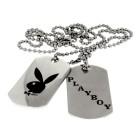 Halskette Playboy für Männer aus Edelstahl