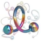 Body Twister aus Titan 1.6mm