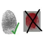 Siegelring aus Edelstahl mit Ihrem Fingerabdruck
